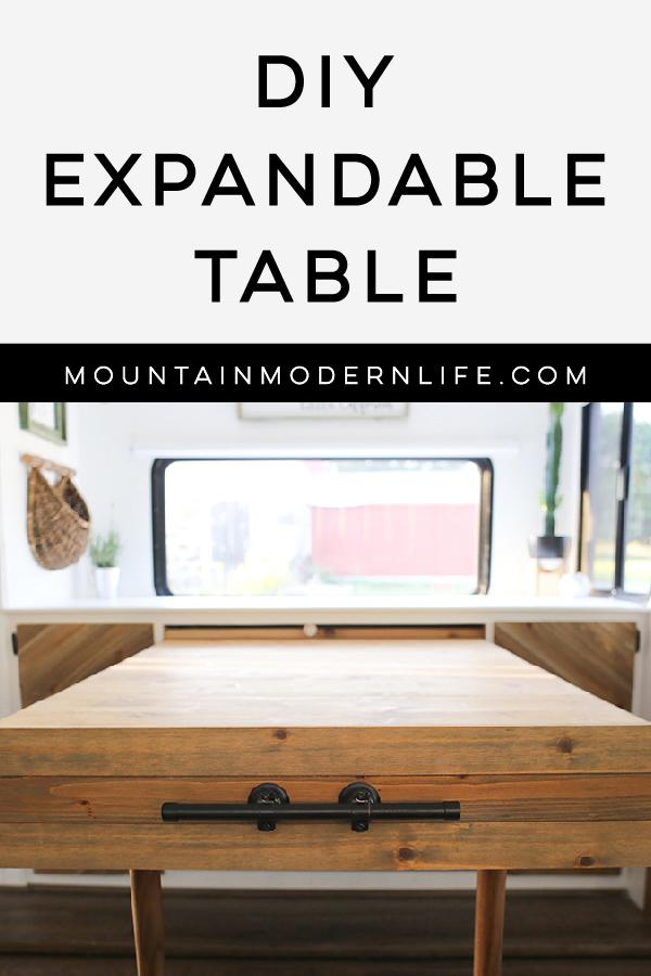 RV desk/table