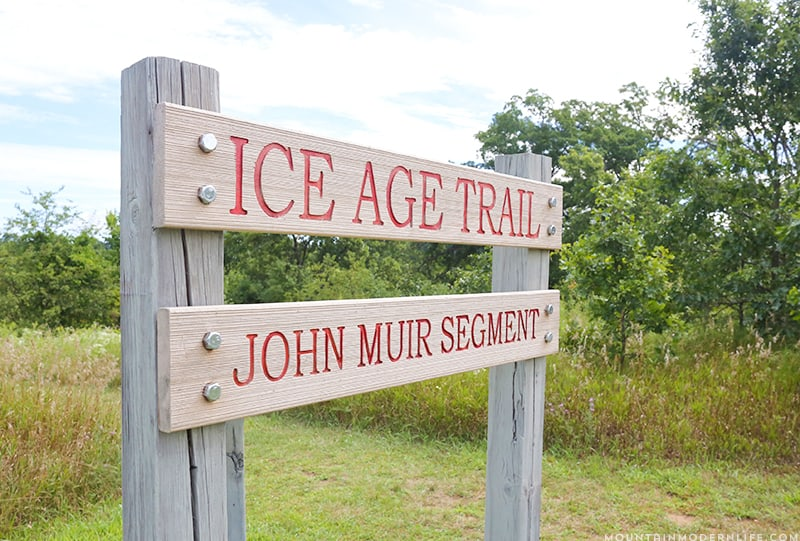 John Muir Ice Age Trail in Wisconsin