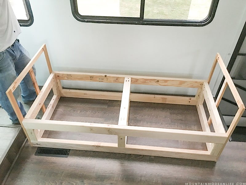 Looking To Build A Custom Seating Inside Your Rv Or Camper Come See How We