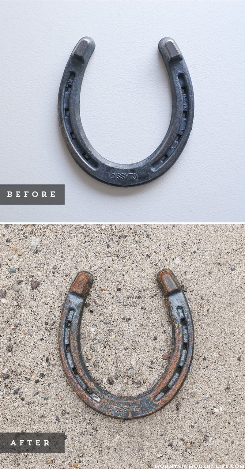 things made with horseshoes - photo #28