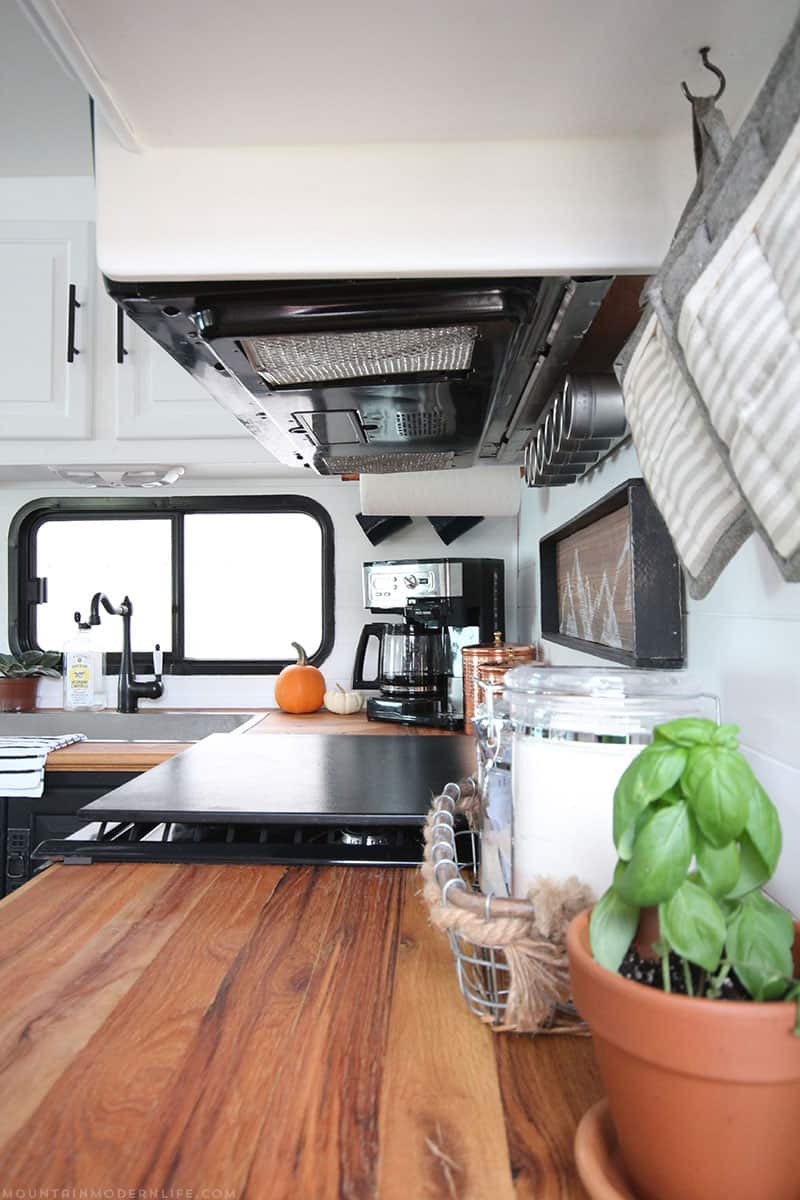 Rv: Tiny Kitchen Remodel, The Reveal Of Our RV Kitchen Renovation