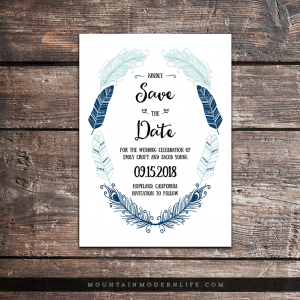 diy-indigo-boho-wedding-save-the-date-mountainmodernlife