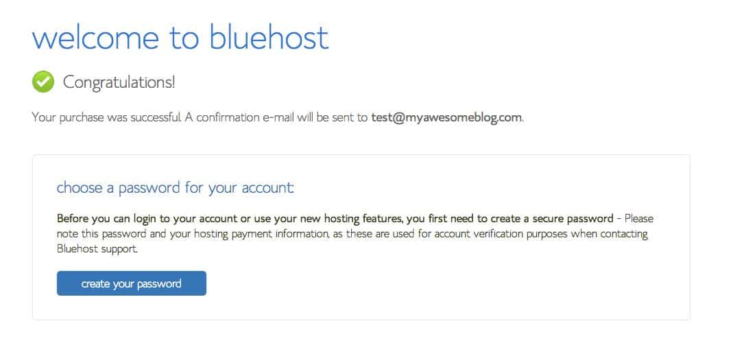 how-to-setup-new-blog-with-bluehost-welcome