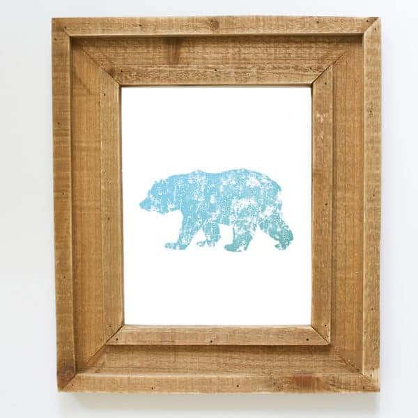rustic-bear-silhouette-printable-mountainmodernlife.com