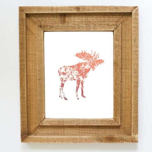 rustic-moose-silhouette-printable-mountainmodernlife.com