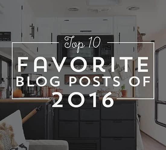 10 Favorite Posts of 2016   MountainModernLife.com