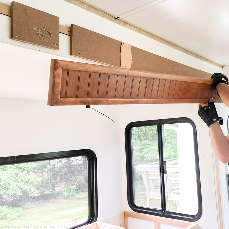 Tips for Updating RV Slide-Out Moulding | MountainModernLife com