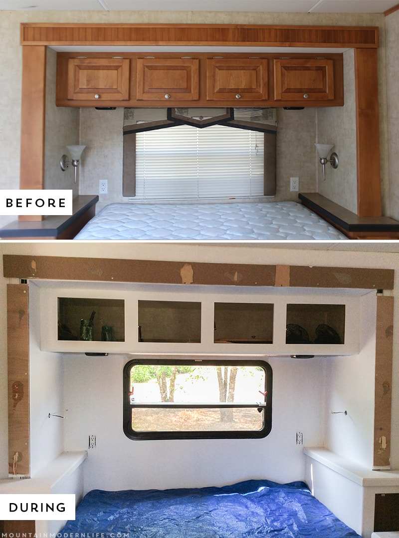 replacing-rv-slide-out-trim-before-and-during-mountainmodernlife.com