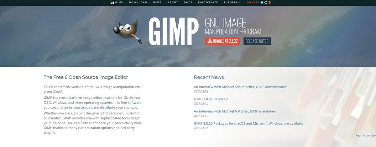 graphic-design-resources-gimp