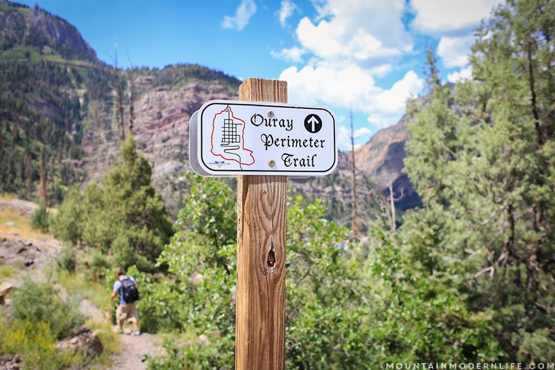 "Planning a trip to Colorado? Don't miss out on Ouray, a majestic mountain town often referred to as ""America's Switzerland"". MountainModernLife.com"