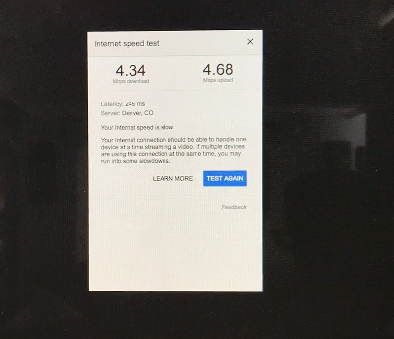 Internet speed booster 2.3.0.5