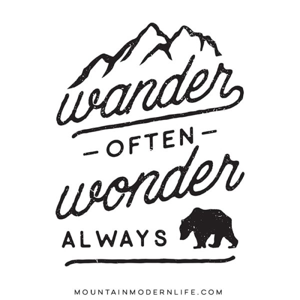 MountainModernLife.com Shop