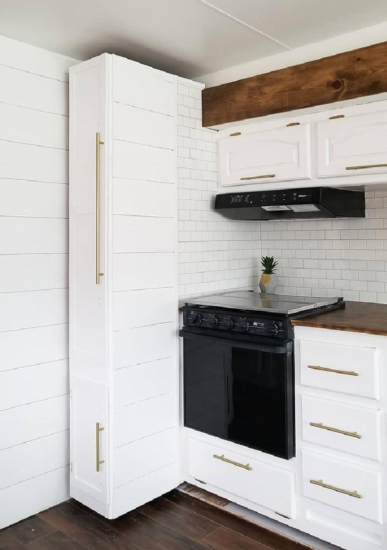 RV Kitchen design