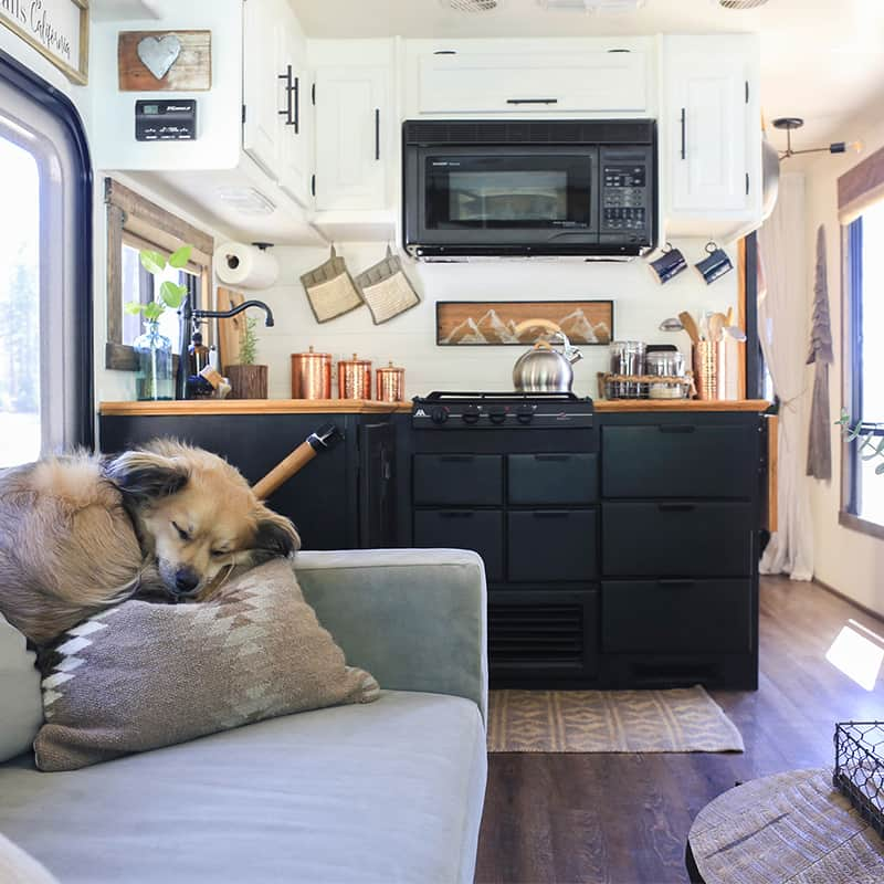RV Kitchen Decor Resources