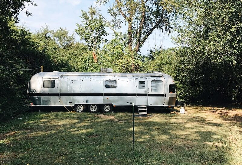 1988 Airstream Remodel from @provencher_adventure