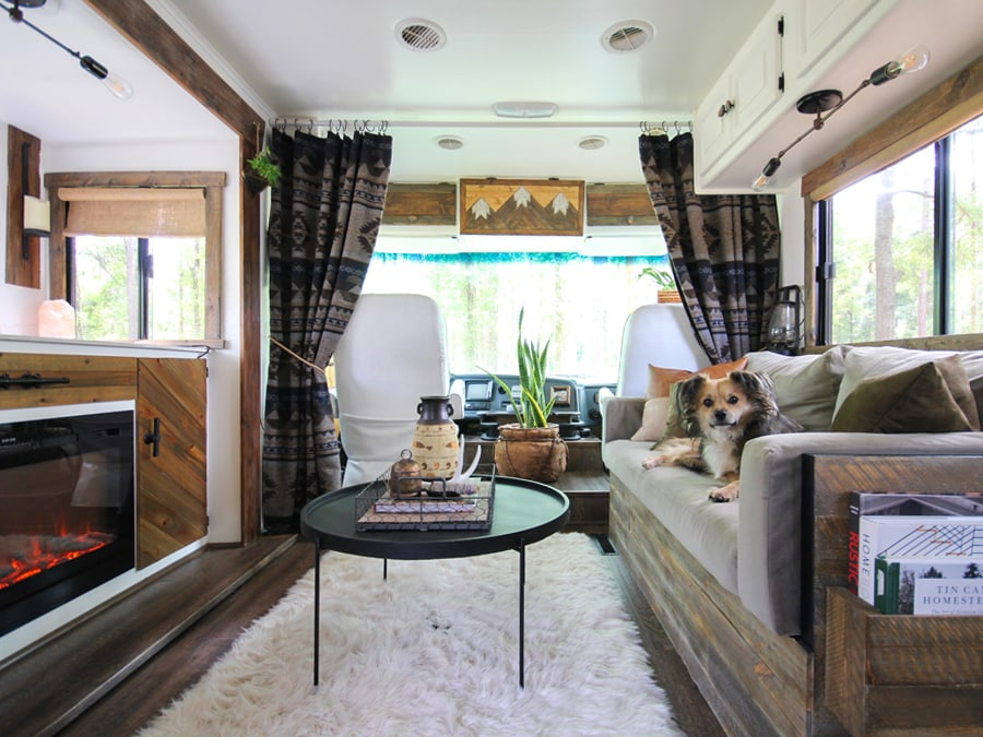 The Nomad's Guide to Decorating - create an RV you love