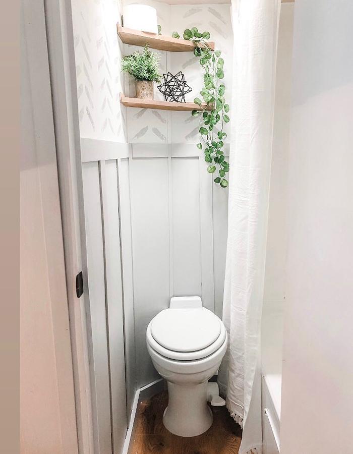 RV Bathroom Renovation