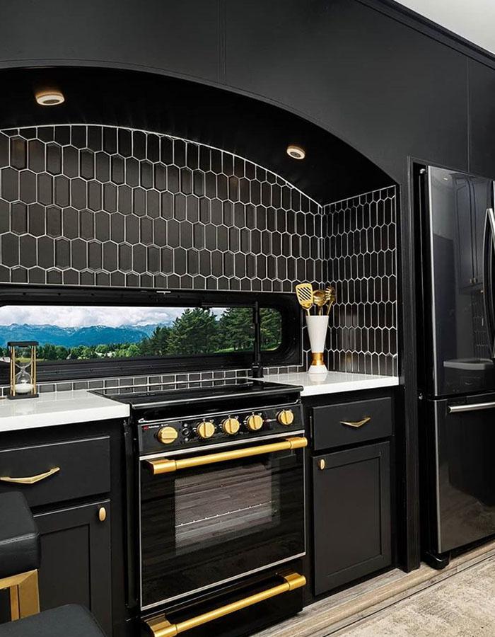 Ultimate Montana RV Kitchen