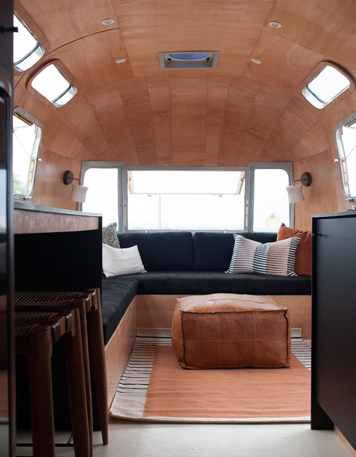 Vintage Airstream Renovation