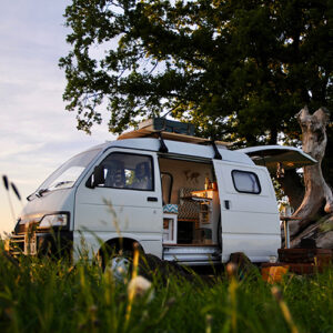 Micro Van Conversion exterior
